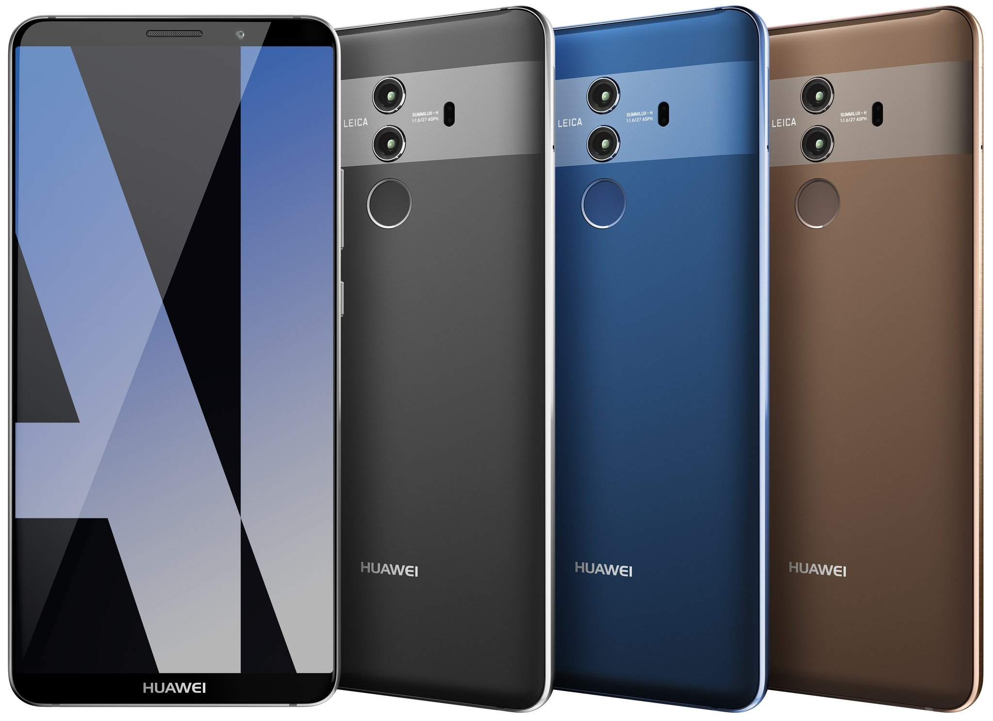 Voici le Huawei Mate 10 Pro : A New Challenger Approaching !