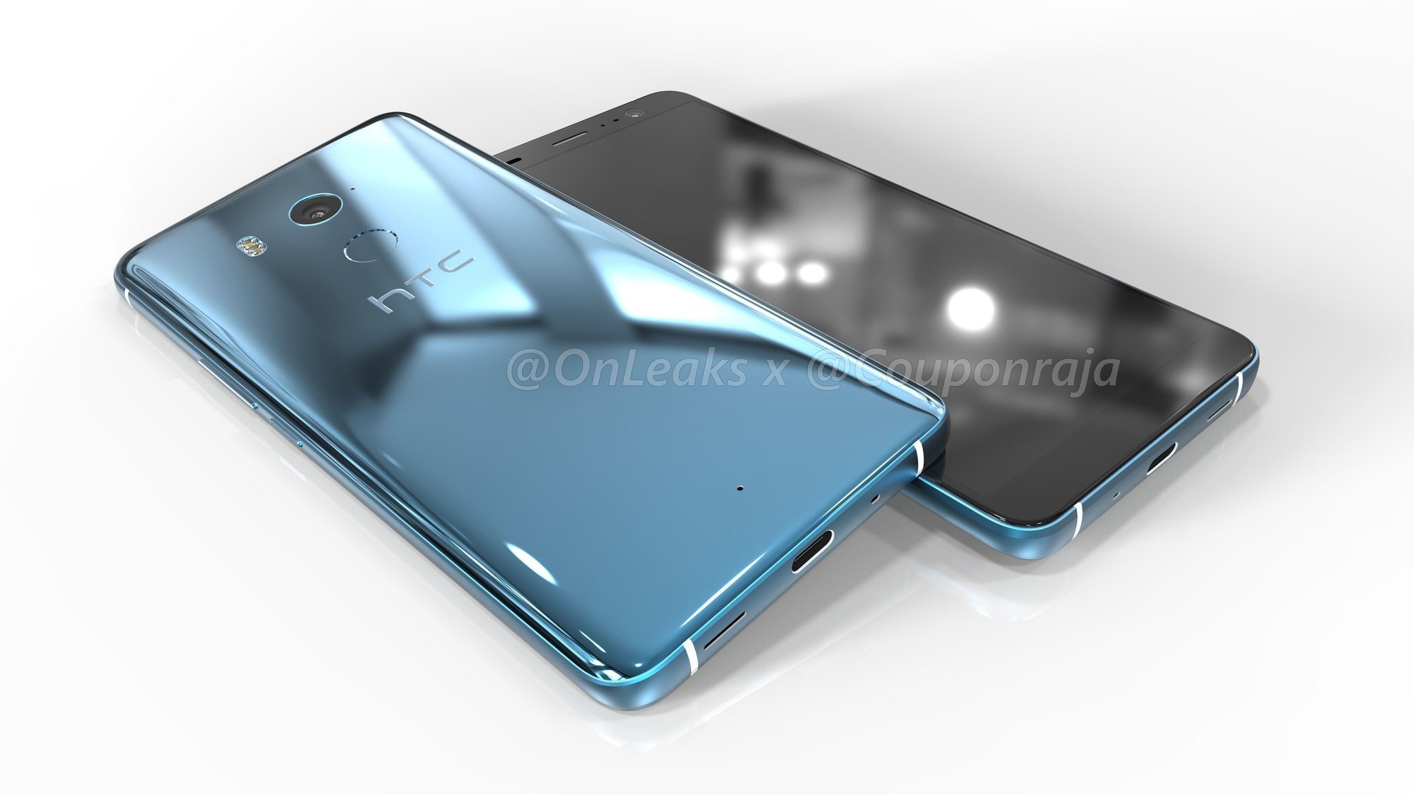 Voici le (supposé) HTC U11 Plus