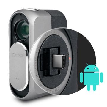 DxO One : un capteur 5 fois plus grand pour votre smartphone Android