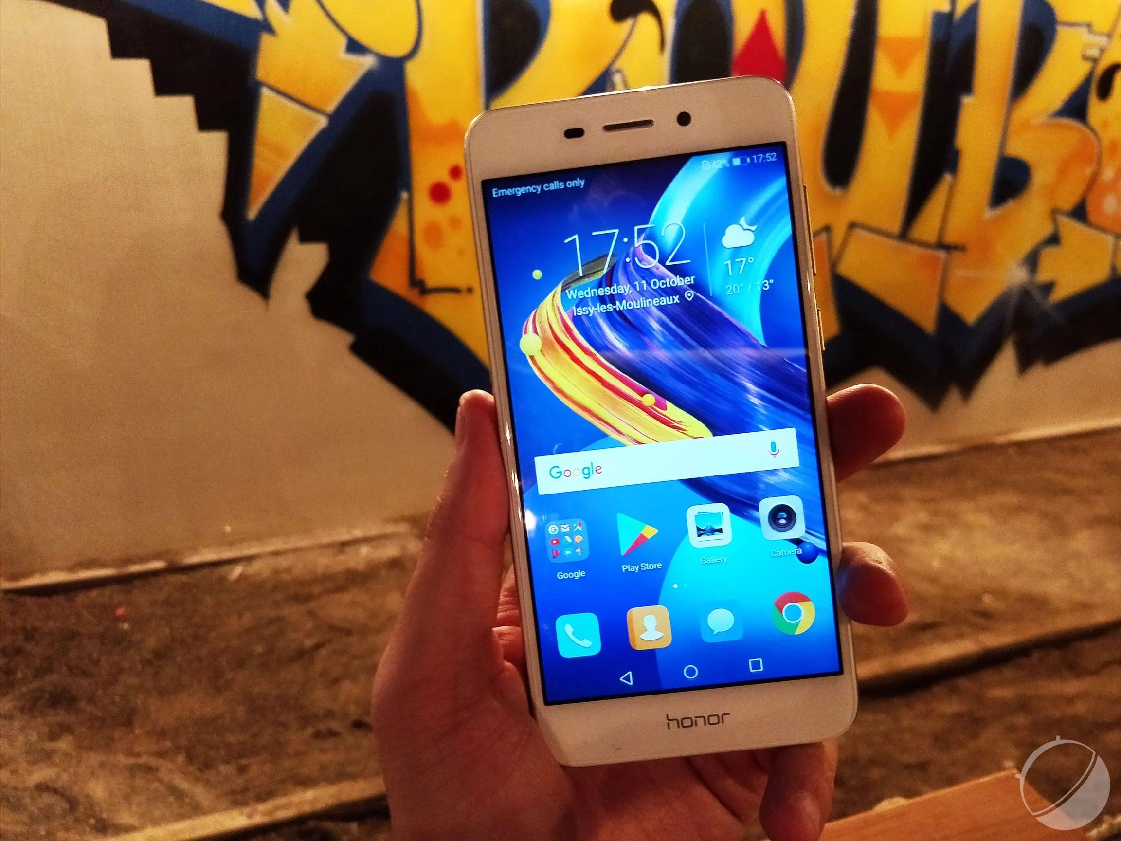 Prise en main du Honor 6C Pro, un smartphone mignon à petit prix