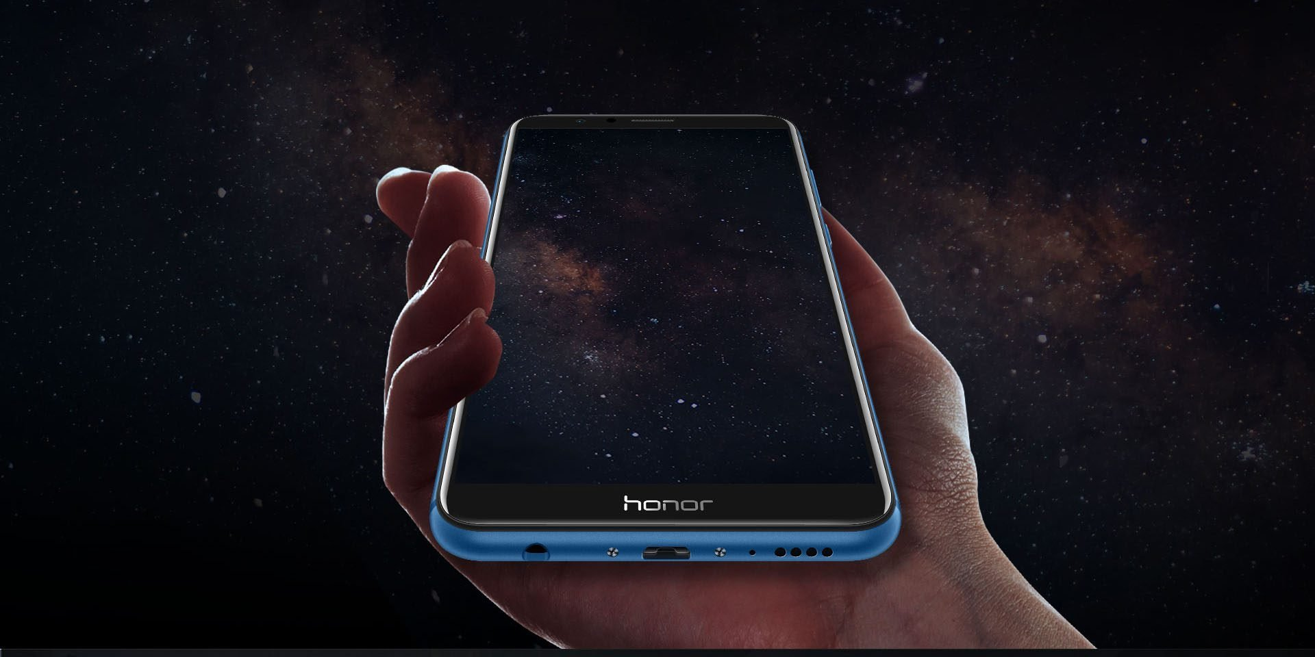Le Honor 7X arrive en France : nouveau format 18:9, mais vieille connectique