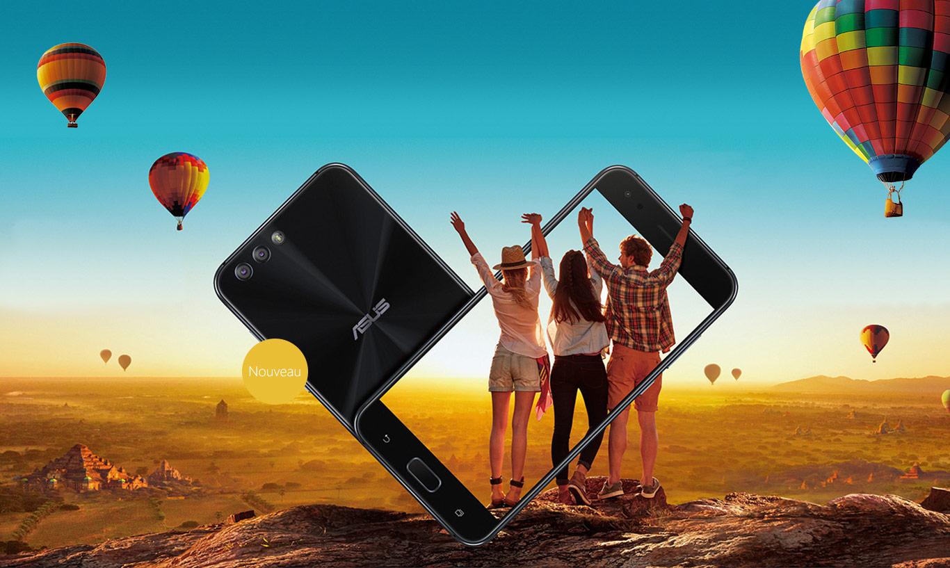 Testez gratuitement le ZenFone 4, Asus recherche 50 testeurs