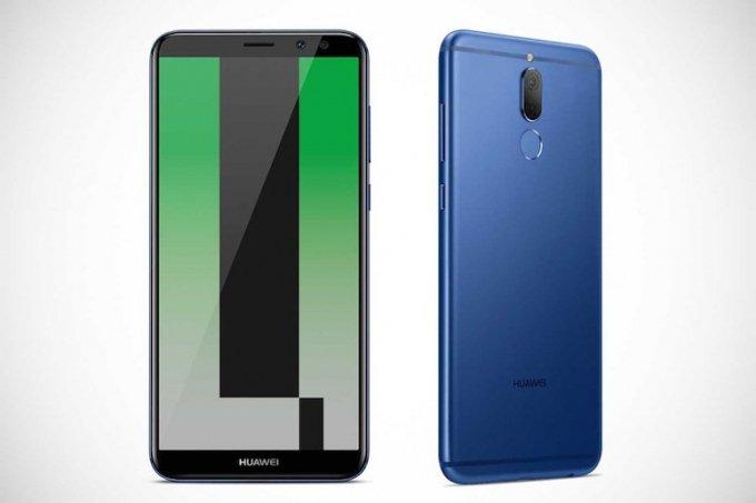 Le Huawei Mate 10 Liteest plus modeste, mais tout aussi intéressant