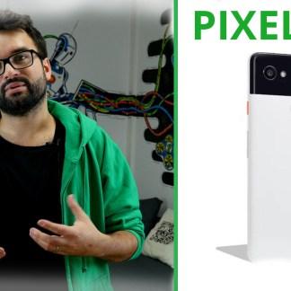 Google Pixel 2 et Google Pixel 2 XL : notre prise en main en vidéo