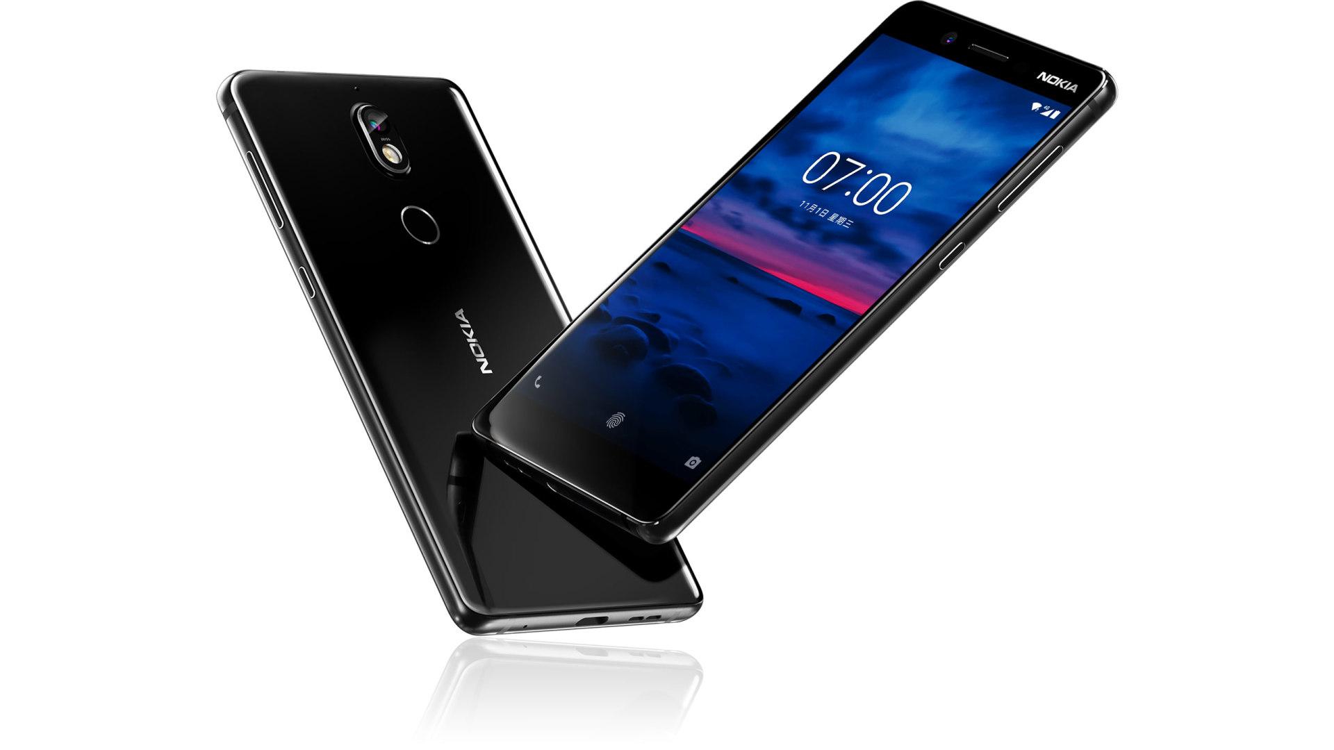 Nokia : les smartphones prévus en 2018 dévoilés par le code de l'application photo
