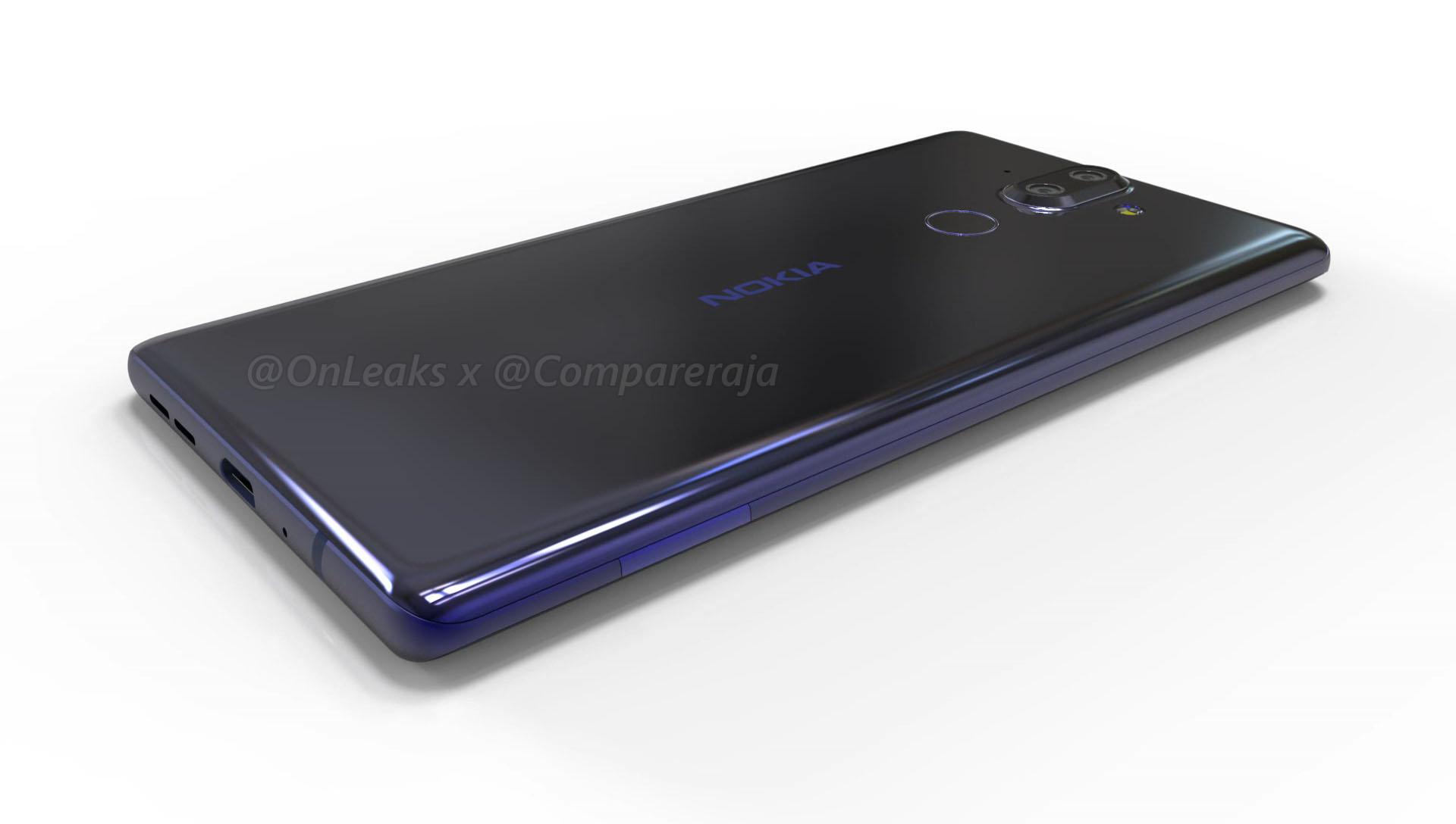 Nokia 9 : la FCC révèle les caractéristiques du nouveau fleuron