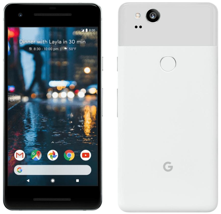 🔥 Bon Plan : le Google Pixel 2 Clearly White est à 764,63euros sur eBay