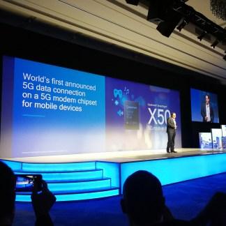Qualcomm Snapdragon X50 : le modem 5G est prêt pour les smartphones