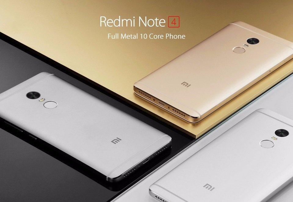 5 offres de la semaine sur GearBest : Xiaomi Redmi Note 4, Redmi 4X, Lenovo P8, Huawei P10 et Xiaomi Air 13 2017