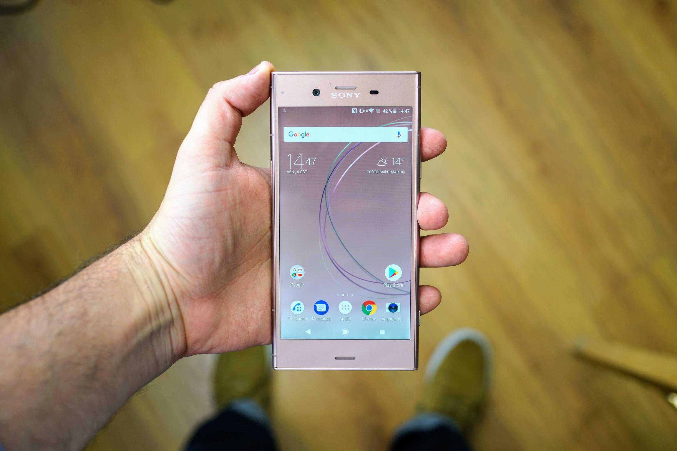 Le Sony Xperia XZ2 sera présenté au MWC 2018 et sortirait rapidement sur le marché