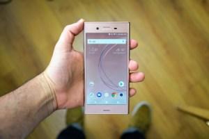 Test du Sony Xperia XZ1 : le premier sous Oreo