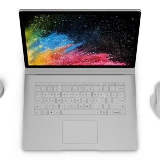 Microsoft dévoile le Surface Book 2 : plus grand et plus puissant