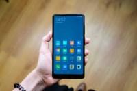 Test du Xiaomi Mi Mix 2 : Xiaomi remixe son smartphone borderless