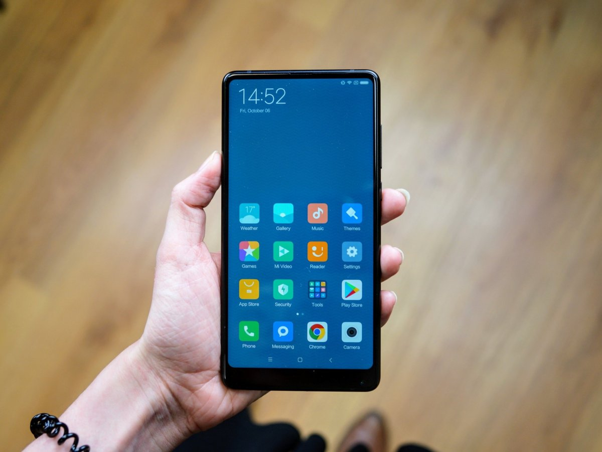 Test du Xiaomi Mi Mix 2 : Xiaomi remixe son smartphone borderless