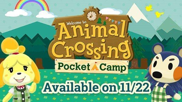 Animal Crossing Pocket Camp, dernier jeu de Nintendo, est désormais disponible