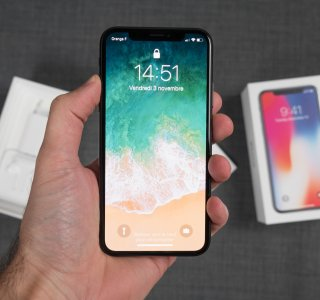 Test de l'iPhone X : le prix de la (quasi) perfection ?