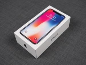 Prise en main de l'iPhone X : enfin dans l'air du temps