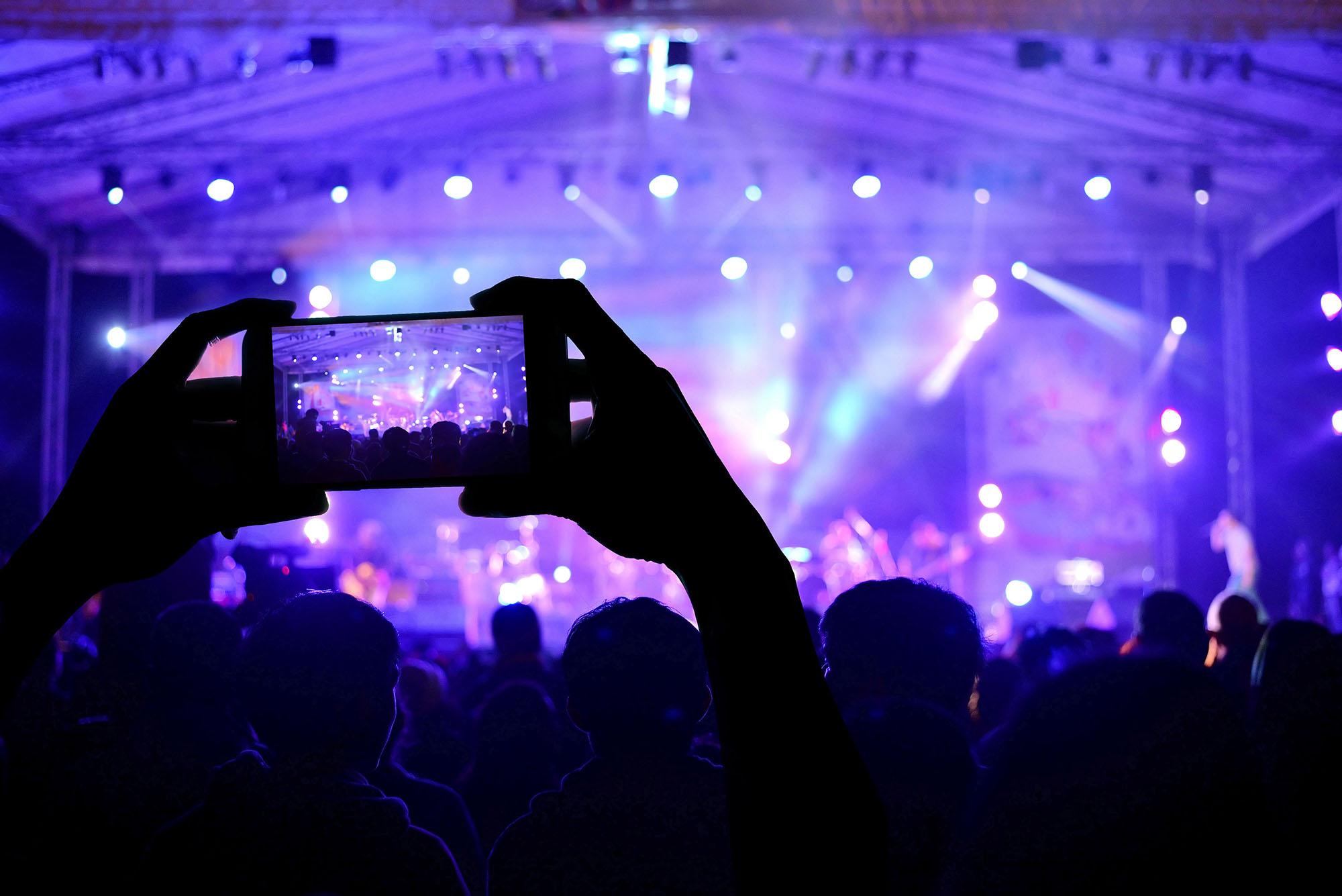 YouTube : achetez directement votre billet de concert en regardant un clip