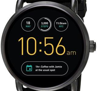 🔥 Black friday : l'Android Wear Fossil Q Wander est à 125 euros au lieu de 249 euros !
