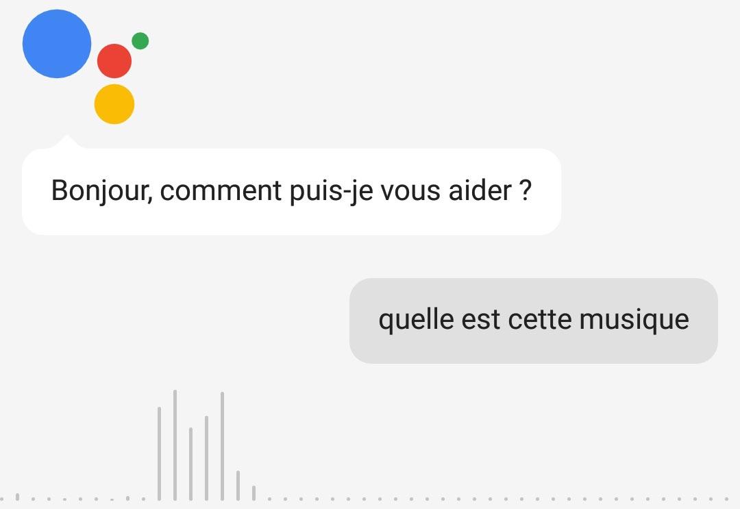 Google Assistant : la reconnaissance musicale est désormais disponible pour tous