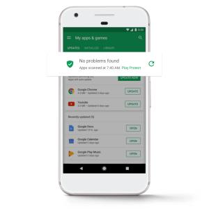 Android est de loin la plateforme la moins sécurisée, mais elle progresse