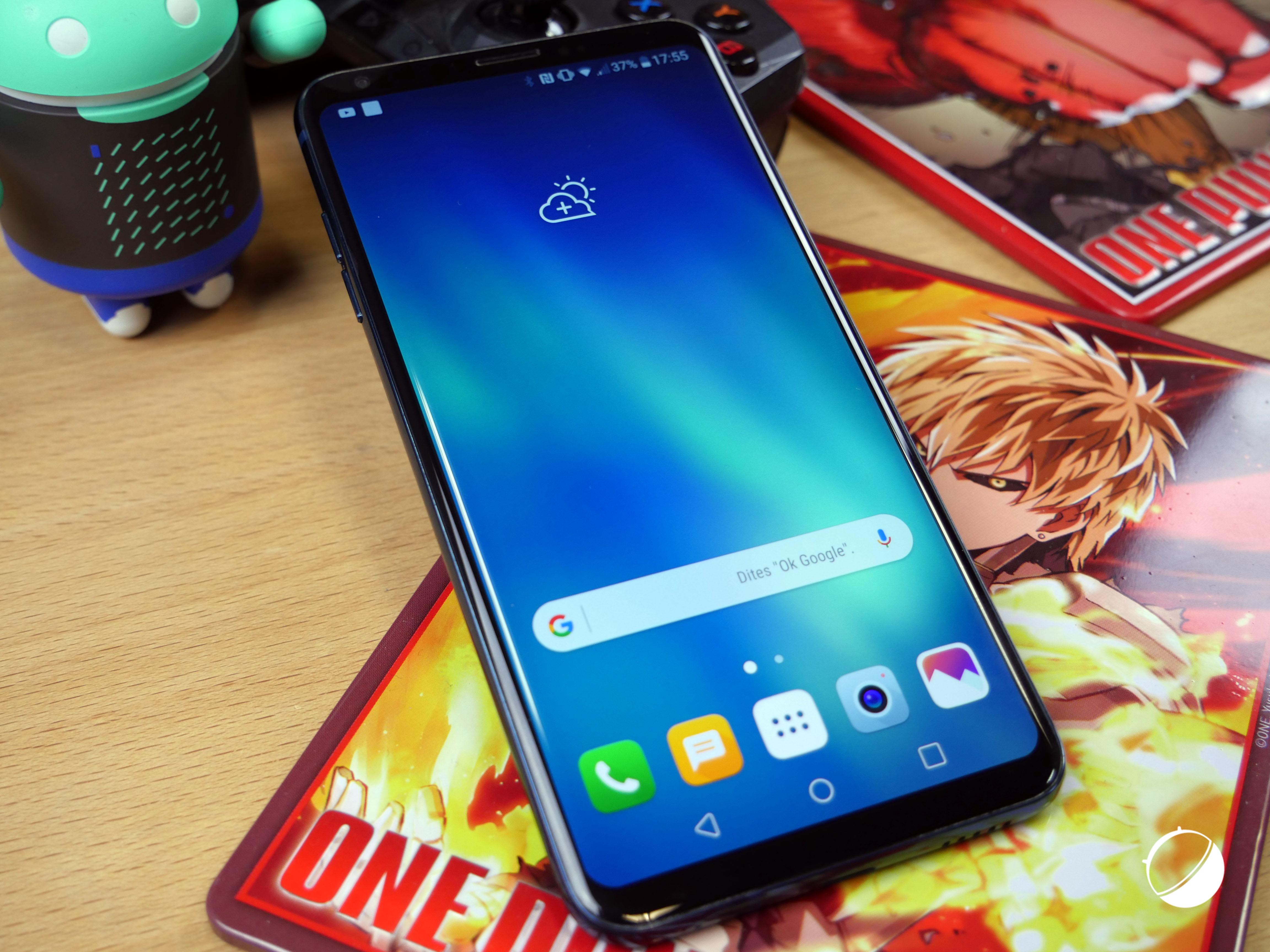 C'est confirmé, un nouveau LG V30 sera présenté au MWC 2018