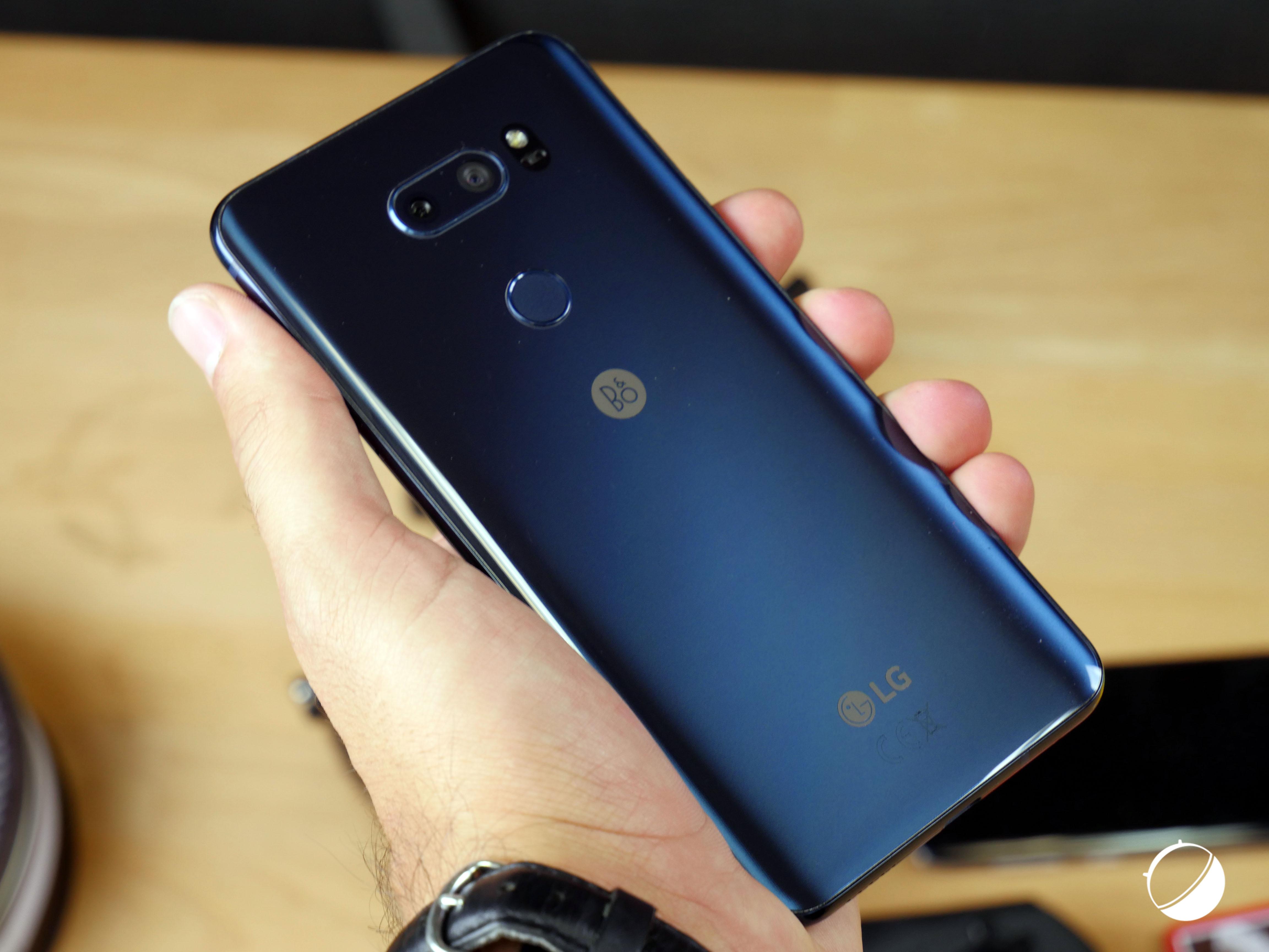 LG au MWC 2018 : un LG V30 amélioré pour faire patienter ?