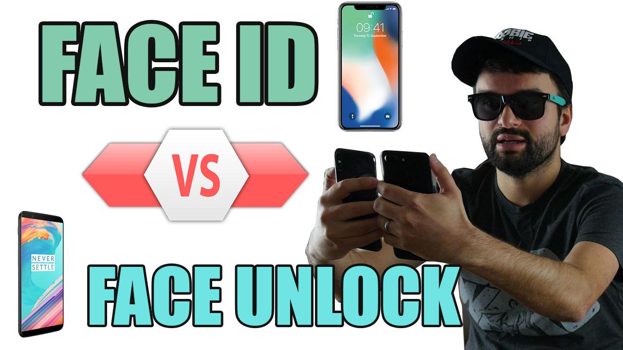 Vidéo : iPhone X VS OnePlus 5T, lequel possède la reconnaissance faciale la plus rapide?