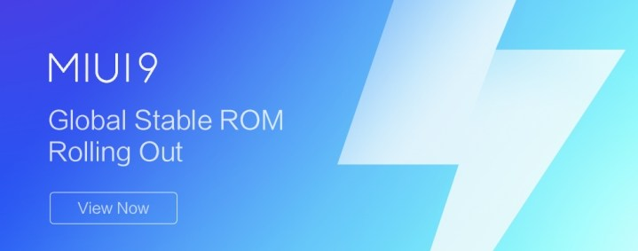 MIUI 9 : la version globale enfin disponible en stable