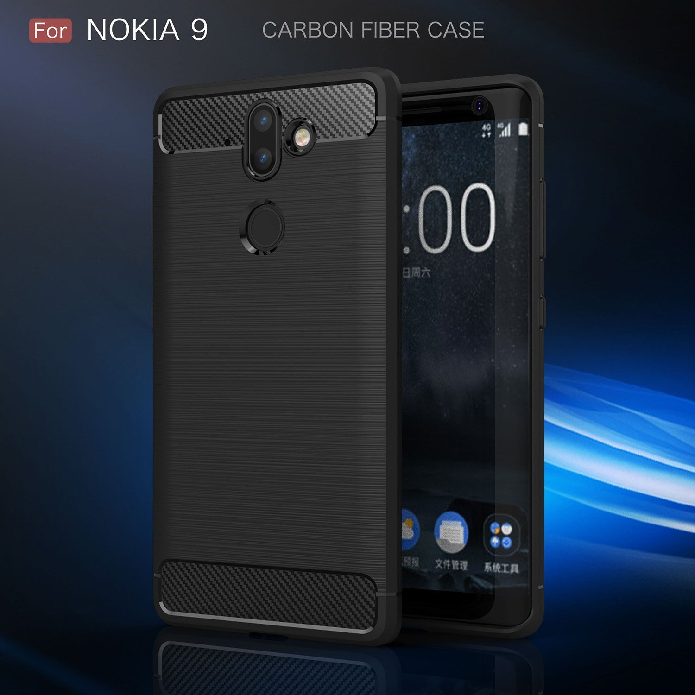 Nokia 9 : ses coques confirment son design