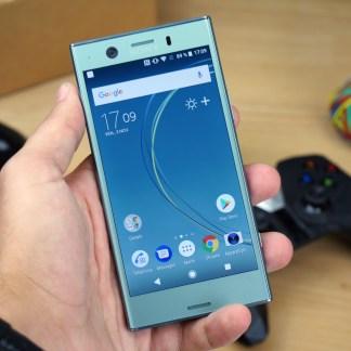 Test Sony Xperia XZ1 Compact: l'atypique petit haut de gamme