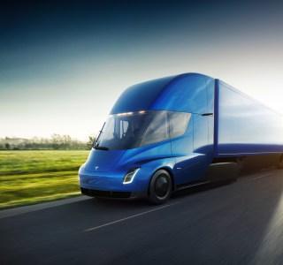 Tesla Semi: au tour du camion électrique de bientôt se lancer dans le grand bain