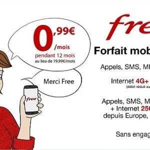 Free Mobile : nouvelle offre promotionnelle Vente-Privée en approche