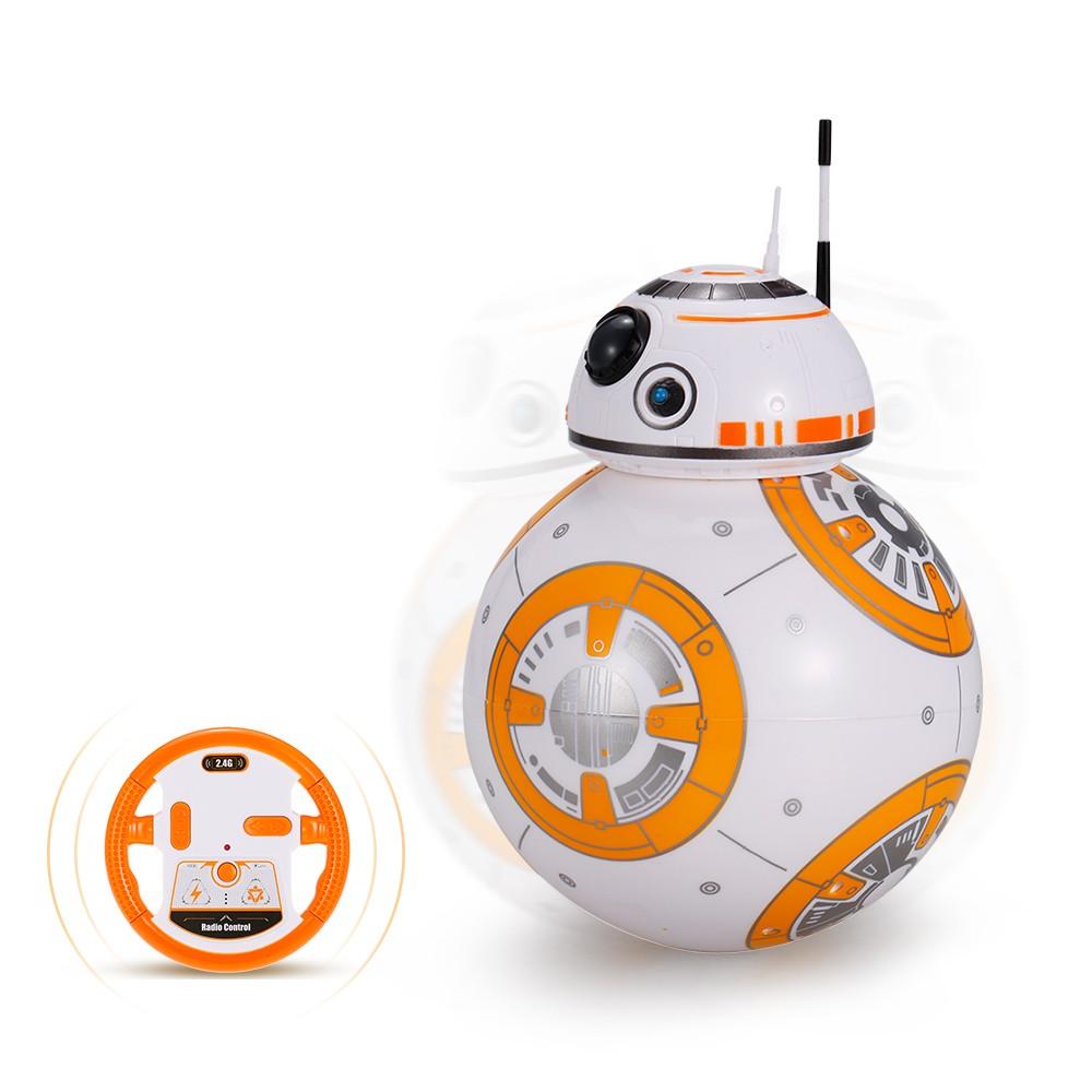 🔥 Bon plan : le robot BB-8 de Star Wars à 17 euros avec ce code promo
