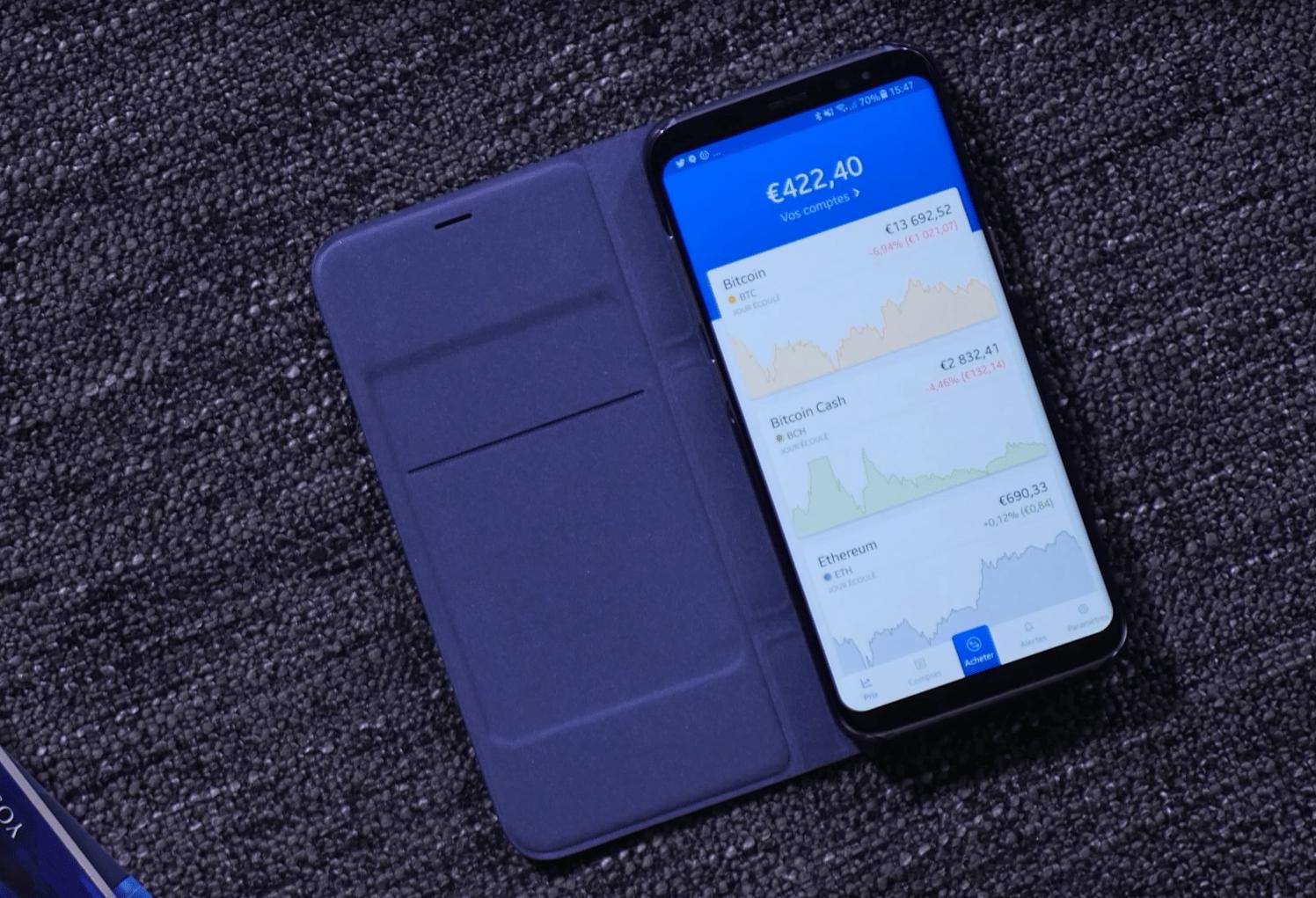 Vidéo : 7 apps Android et iPhone pour les amateurs du bitcoin et des cryptomonnaies