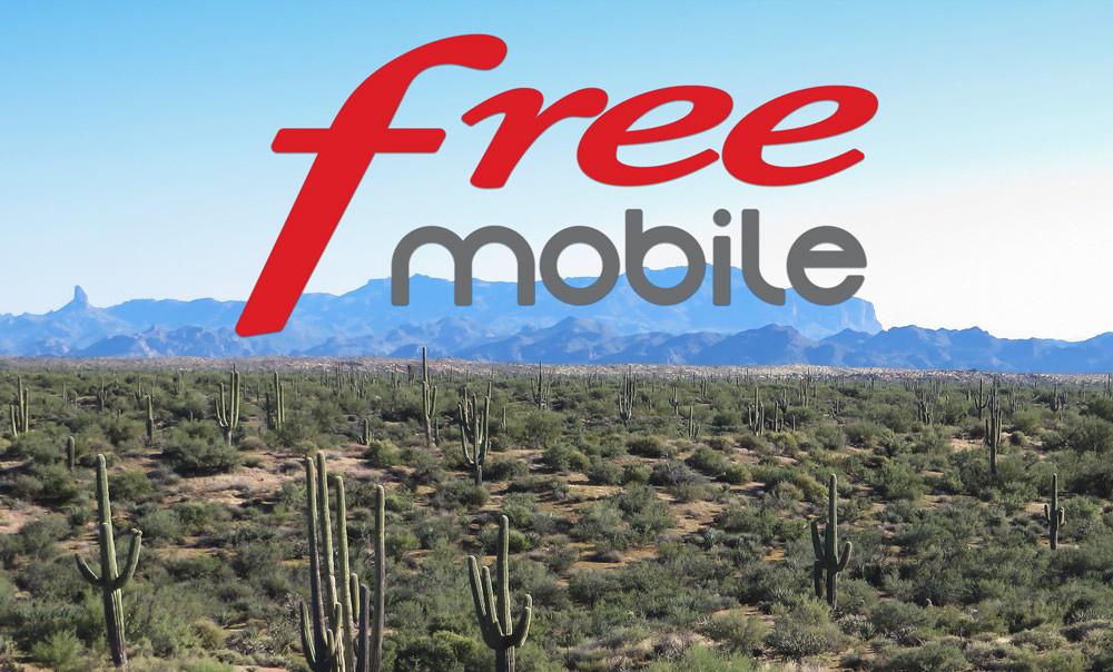 Free Mobile l'itinérance au Mexique, mais moins complète que pour les autres pays