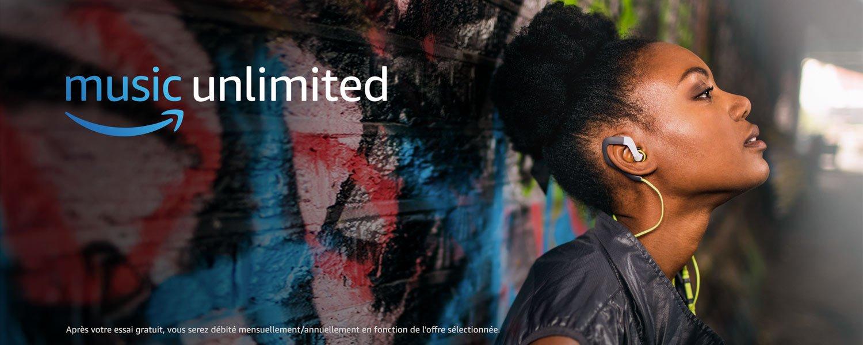 🔥 Bon plan : 3 mois d'abonnements offerts sur Amazon Music Unlimited avec ce code promo