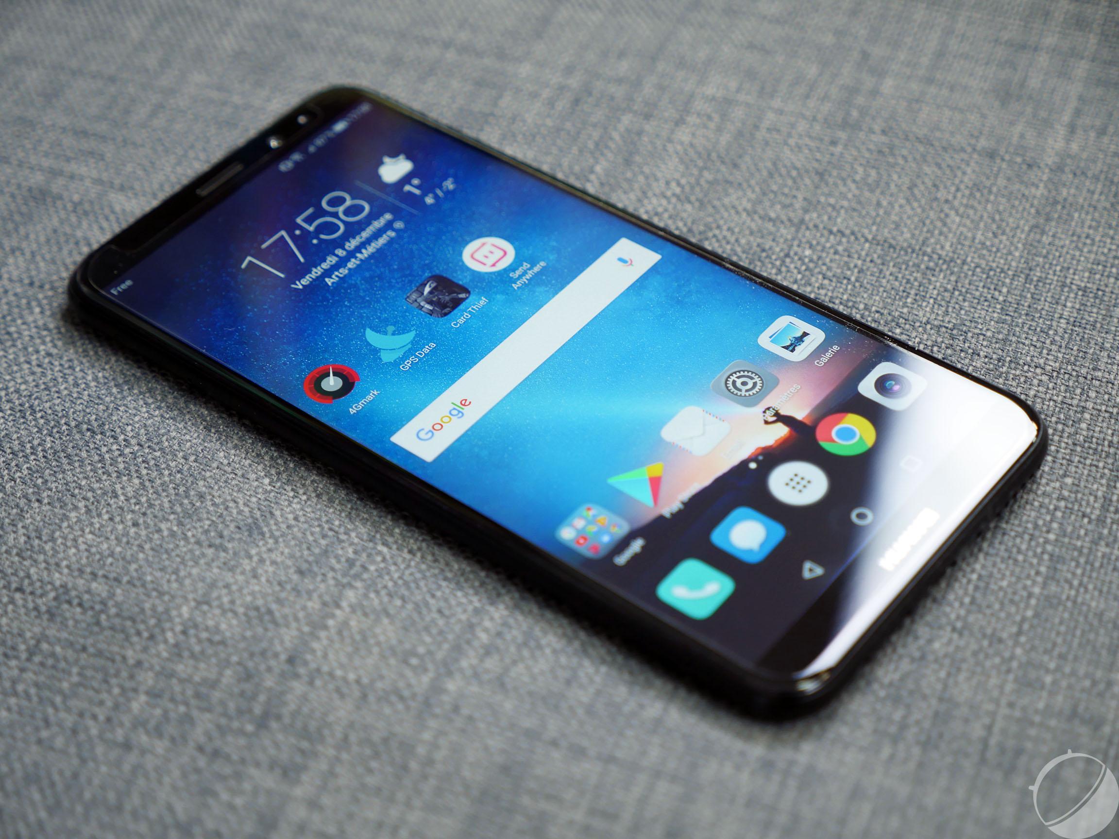 Huawei Mate 20 Lite : les caractéristiques en fuite sur Geekbench