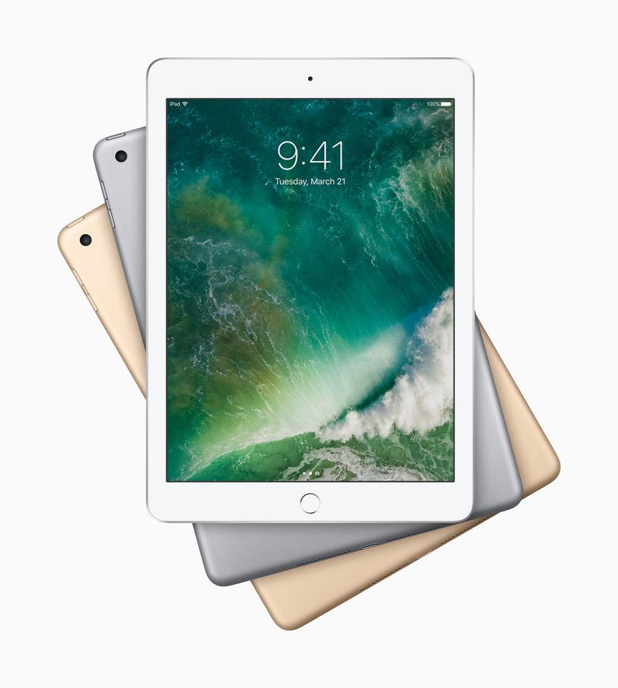 Apple renouvelle son iPad à bas prix : le stylet pour tous