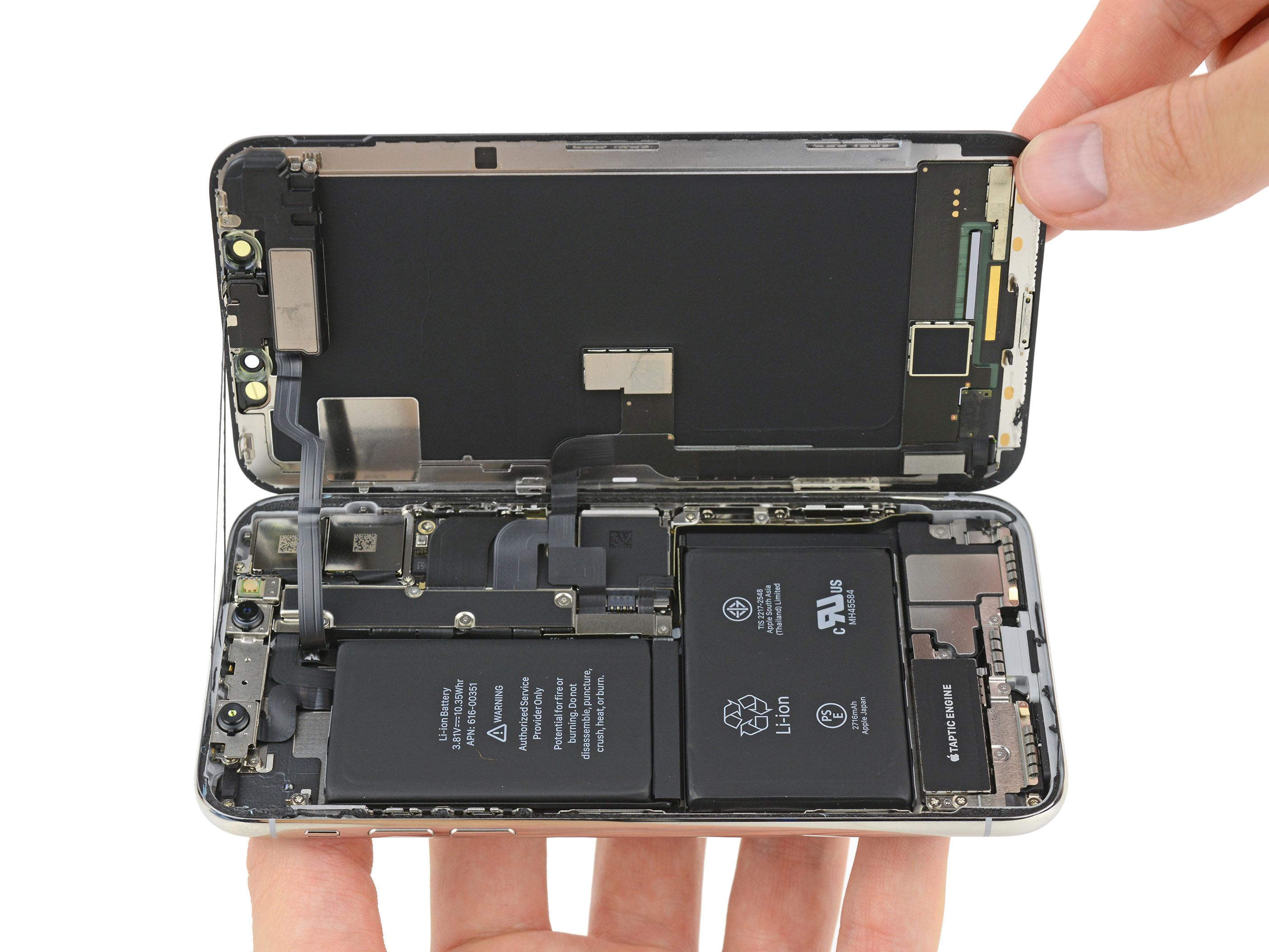 Apple décourage les utilisateurs de changer leur batterie eux-mêmes