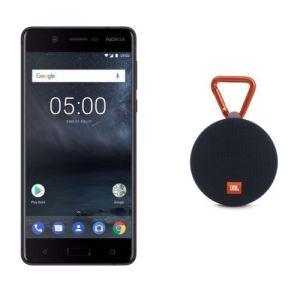 🔥 Bon plan : le Nokia 5 avec l'enceinte JBL Clip 2 est à 149 euros
