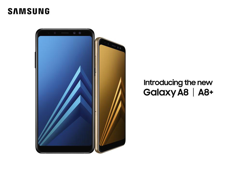 Samsung Galaxy A8 et A8+ : les prix européens sont dévoilés