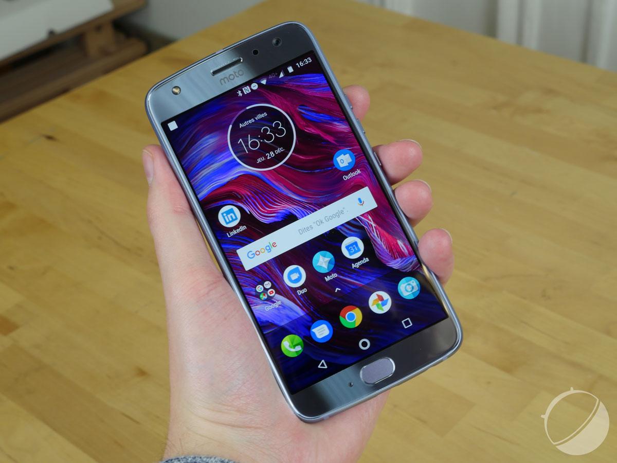 Motorola abandonnerait le Moto X5 et les Mods excentriques cette année