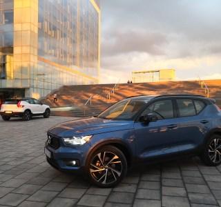 Essai du Volvo XC40 : le suédo-partage par une simple application