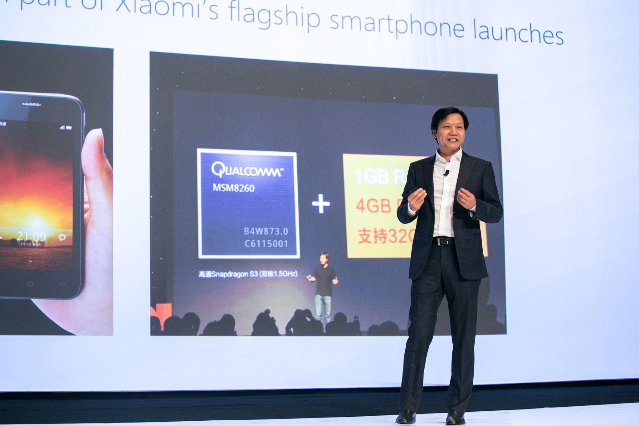 Le Xiaomi Mi7 sera le premier de la marque à profiter du Snapdragon 845