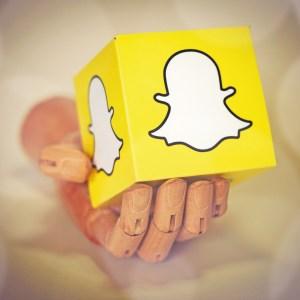 Snapchat : la refonte de l'appli porte déjà ses fruits