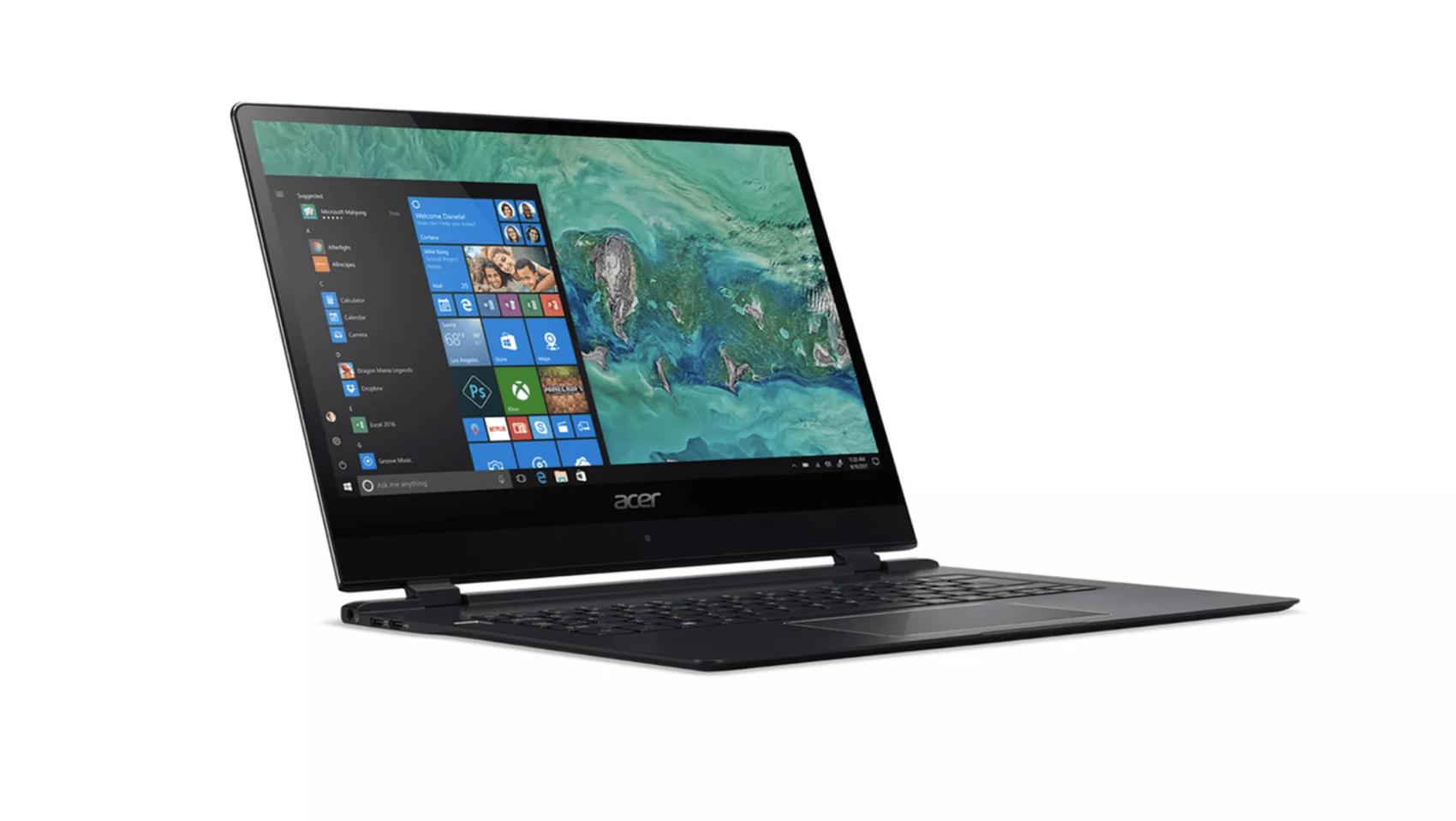 Acer Swift 7 : en 2018, c'est encore l'ultrabook le plus fin au monde