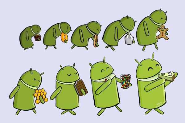 Android Pi : premiers indices sur le nom de la prochaine version d'Android