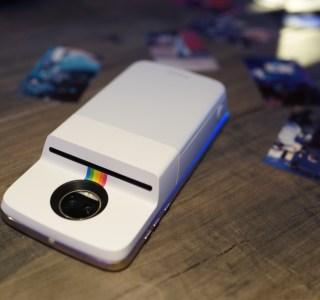 Polaroid Insta-Share Printer : nous avons testé l'imprimante-smartphone au CES 2018