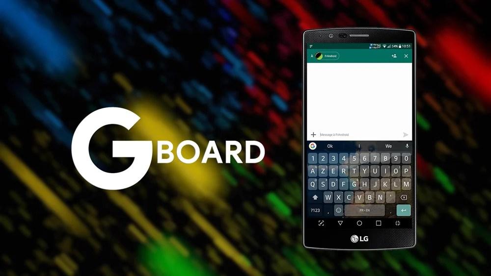Gboard Go : une version allégée du clavier Google en cours de déploiement (APK disponible)